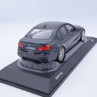 BMW  minijatura M3 grey