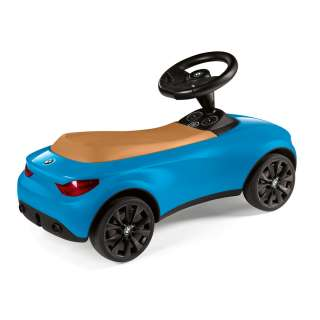 BMW guralica plavo-karamel