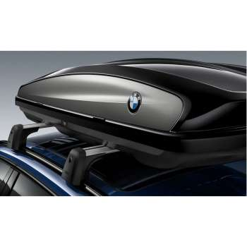 BMW krovni box 420L crni