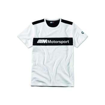BMW M Motorsport logo muška majica