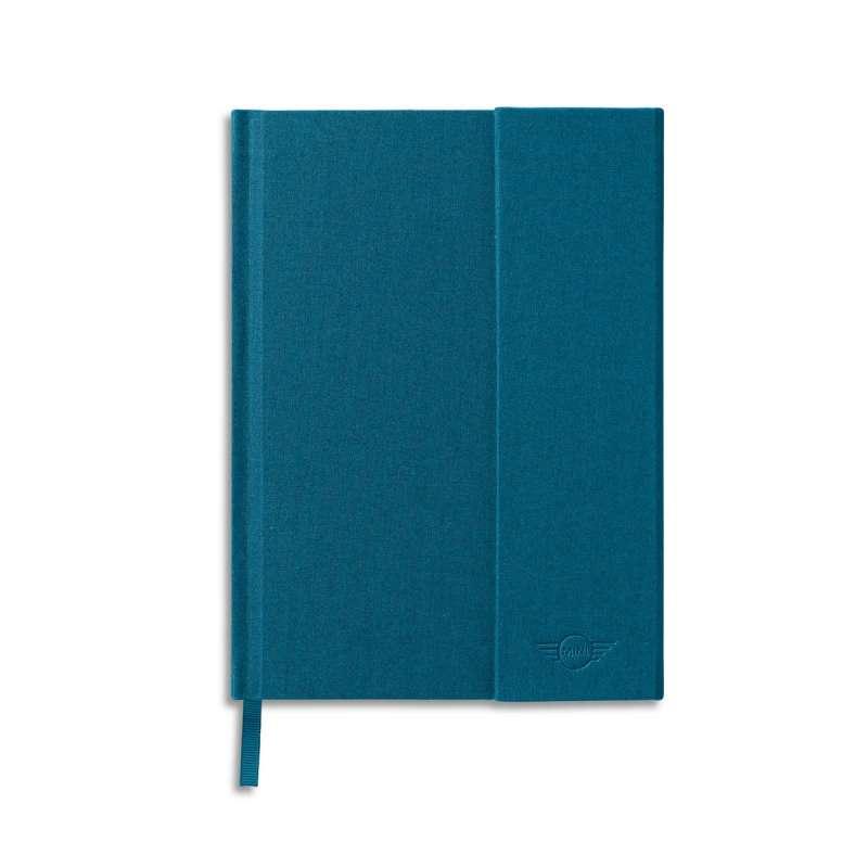 MINI notes plavi