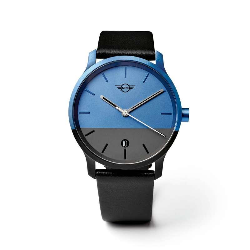 MINI sat plavo crni