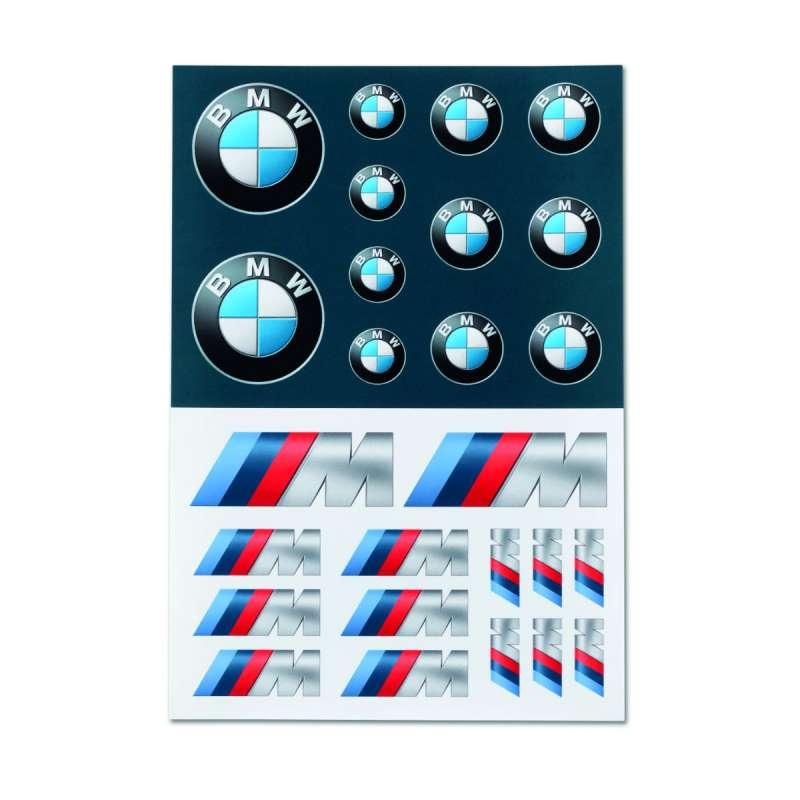 BMW Stikeri