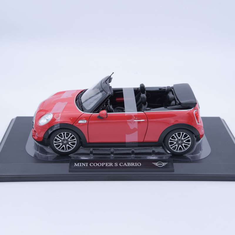 MINI Kabrio Minijatura