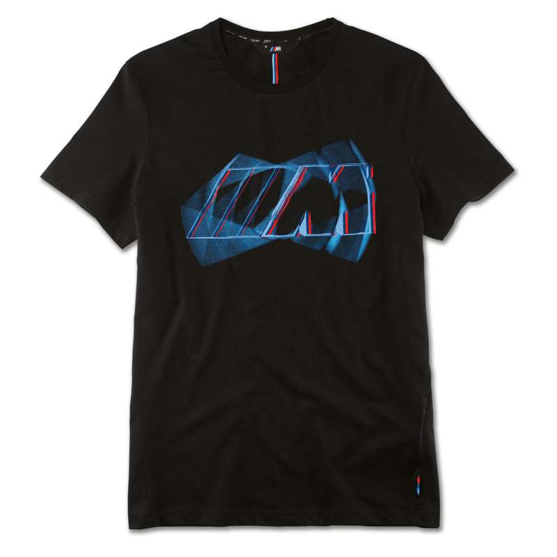 BMW M logo majica crna