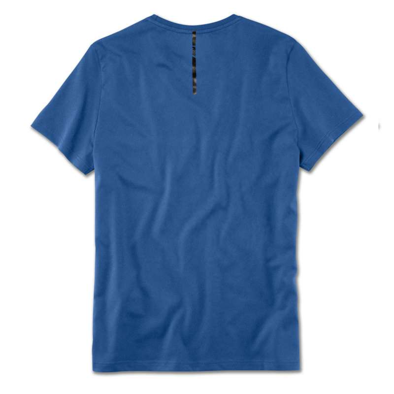 BMW M logo majica plava