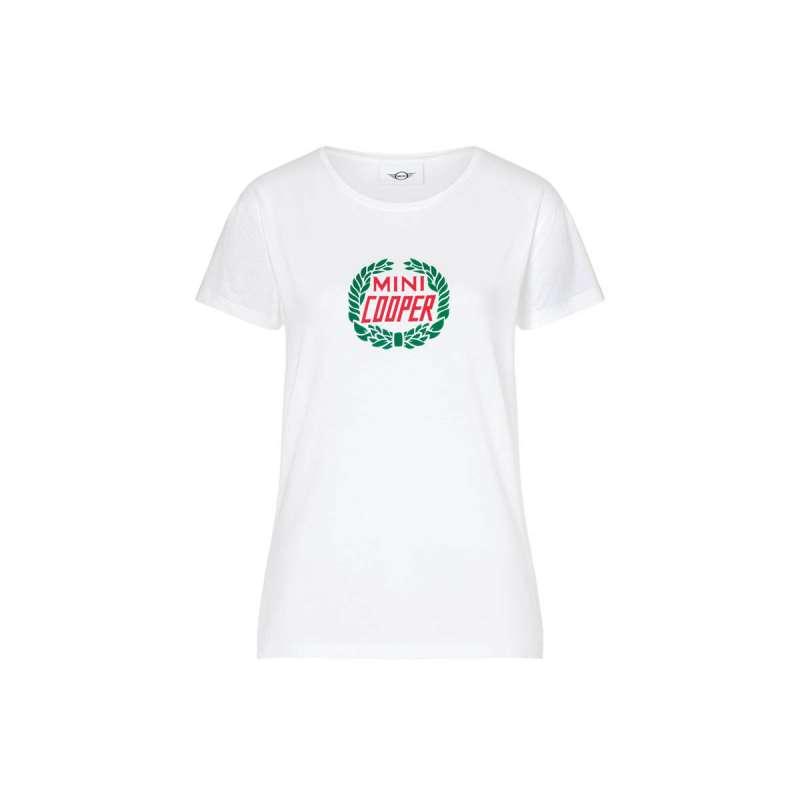 MINI 60Y logo majica ženska